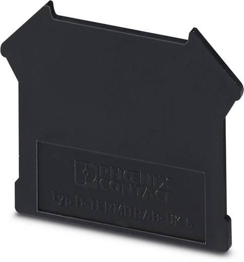 Überspannungsschutz-Abschlussplatte 50er Set Überspannungsschutz für: Verteilerschrank Phoenix Contact D-TERMITRAB-UK 5
