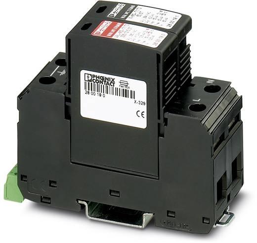 Überspannungsschutz-Ableiter Überspannungsschutz für: Verteilerschrank Phoenix Contact VAL-MS-T1/T2 335/12.5/1+1-FM 280