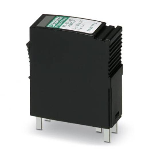 Überspannungsschutz-Ableiter steckbar Überspannungsschutz für: Verteilerschrank Phoenix Contact PT-IQ-2X1-48DC-P 280077
