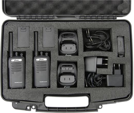 PMR-Handfunkgerät Stabo Freetalk com II 20261 2er Set