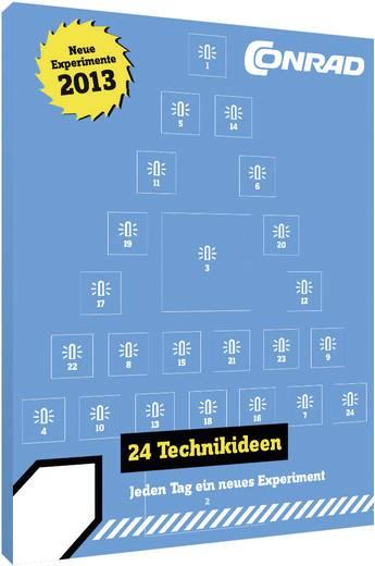 Adventskalender Conrad Elektronik-Adventskalender 2013 10124 ab 14 Jahre