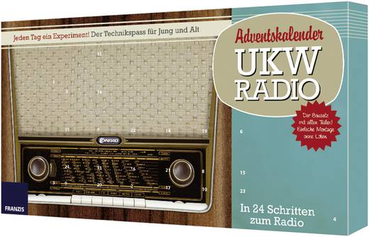 ukw retro radio adventskalender 2013. Black Bedroom Furniture Sets. Home Design Ideas
