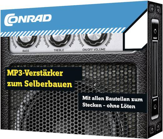 Retro-MP3-Verstärker Conrad Components ab 14 Jahre