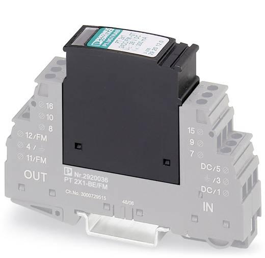 Überspannungsschutz-Ableiter steckbar 10er Set Überspannungsschutz für: Verteilerschrank Phoenix Contact PT 2X1- 5DC-ST