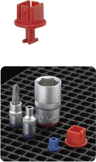 """TOOLCRAFT 553947 Universal-Clip 1/2"""" (L x B) 25 mm x 20 mm 10 St."""