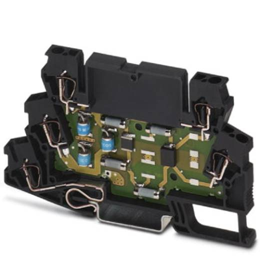 Phoenix Contact TT-ST-2-PE-24DC 2858878 Überspannungsschutz-Schutzklemme 10er Set Überspannungsschutz für: Verteilerschr