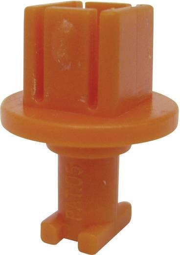 """TOOLCRAFT 553952 Universal-Clip 3/8"""" (L x B) 23 mm x 12 mm 10 St."""
