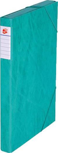5 Star™ Dokumentenbox Karton, grün, 30mm