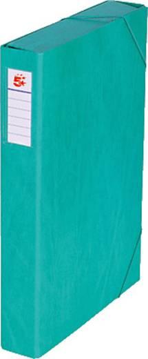 5 Star™ Dokumentenbox Karton, grün, 50mm