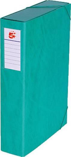 5 Star™ Dokumentenbox Karton, grün, 70mm