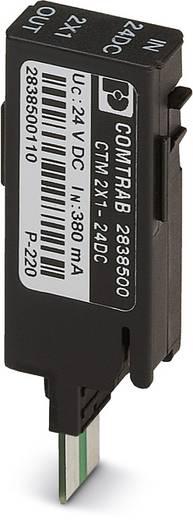 Phoenix Contact CTM 2X1- 24DC 2838500 Überspannungsschutz-Stecker 10er Set Überspannungsschutz für: Netzwerk (LSA) 5 kA