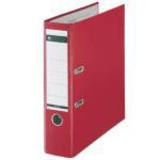 LEITZ Kunststoffordner 180°/1010-50-25, rot, 285x318mm für A4