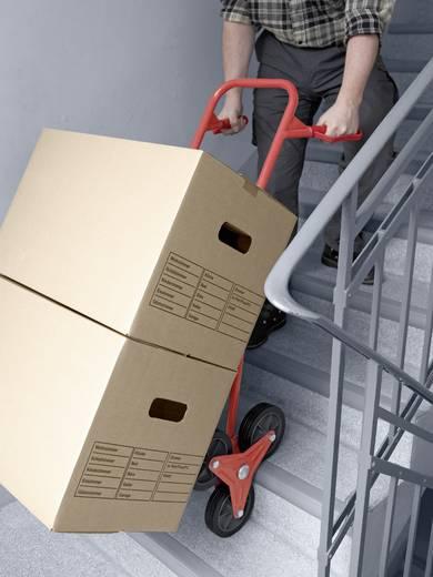 Treppenkarre klappbar Stahl Traglast (max.): 120 kg Meister Werkzeuge 8985750