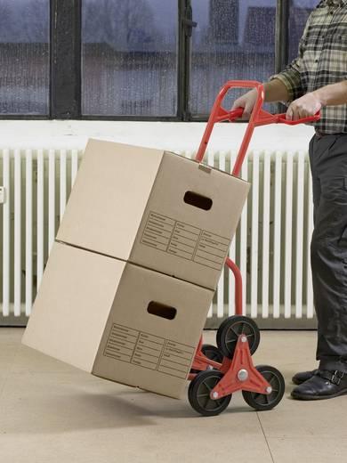 Treppenkarre klappbar Stahl Traglast (max.): 120 kg Meister Werkzeuge 8985750 8985750
