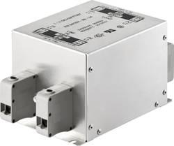 Filtre antiparasite Schaffner FN2410-25-33 250 V/AC 25 A (L x l x h) 130 x 93 x 76 mm 1 pc(s)