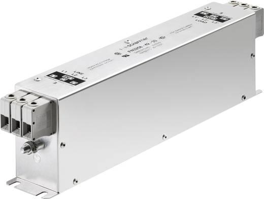 Entstörfilter 277 V/AC, 480 V/AC 16 A (L x B x H) 250 x 45 x 70 mm Schaffner FN3258-16-44 1 St.