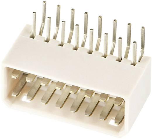 Stiftgehäuse-Platine JED Polzahl Gesamt 16 JST 16PS-JED Rastermaß: 1.25 mm 1 St.