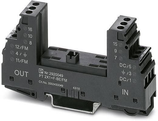Überspannungsschutz-Sockel 10er Set Überspannungsschutz für: Verteilerschrank Phoenix Contact PT 2X1+F-BE/FM 2920049