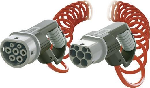 eMobility Ladekabel Phoenix Contact 1404563 [ Typ 2 - Typ 2] 4 m Spiralkabel