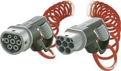 Image of eMobility Ladekabel Phoenix Contact 1404563 4 m Spiralkabel