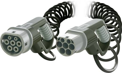 eMobility Ladekabel Phoenix Contact 1404567 4 m Spiralkabel