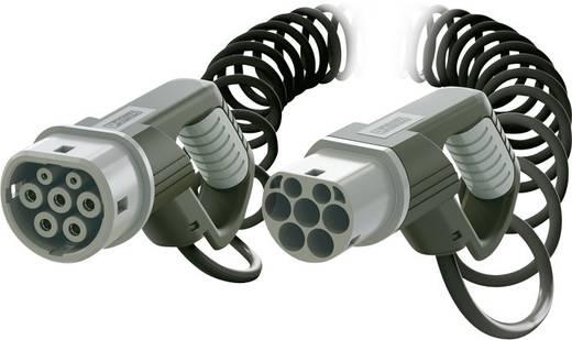 eMobility Ladekabel Phoenix Contact 1404567 [ Typ 2 - Typ 2] 4 m Spiralkabel