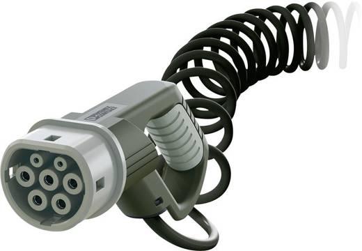 eMobility Ladekabel Phoenix Contact 1405195 4 m Spiralkabel