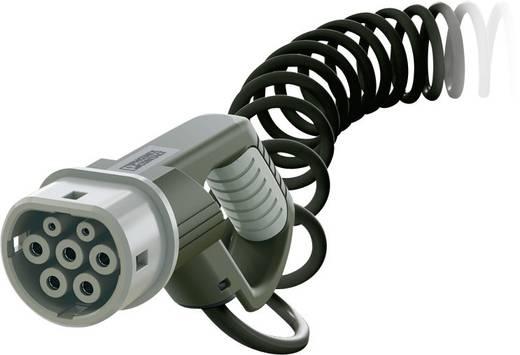 eMobility Ladekabel Phoenix Contact 1405197 4 m Spiralkabel