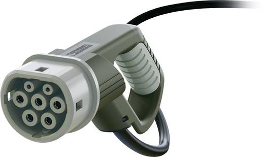 eMobility Ladekabel Phoenix Contact 1405199 [ Typ 2 - offenes Ende] 4 m