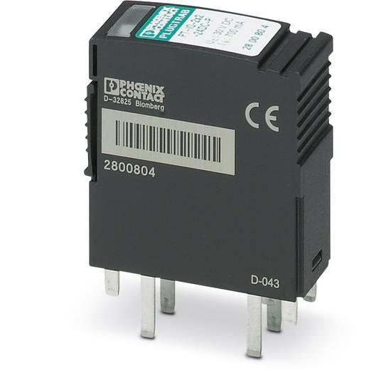 Überspannungsschutz-Ableiter steckbar Überspannungsschutz für: Verteilerschrank Phoenix Contact PT-IQ-2X2-24DC-P 280080