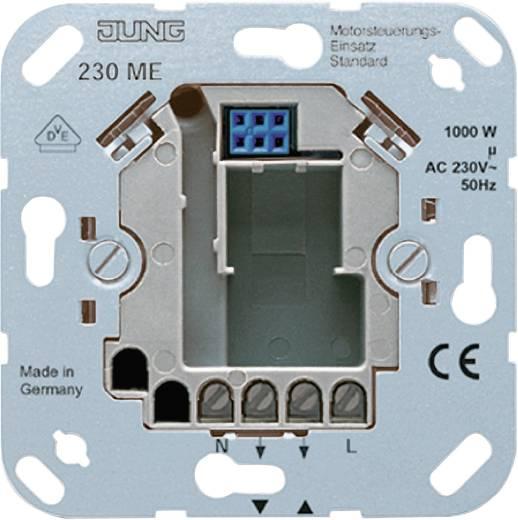 Jung Zubehör Jalousie-Schalter LS 990, AS 500, CD 500, LS design, LS plus, FD design, A 500, A plus, A creation, CD plus, SL 500 230ME