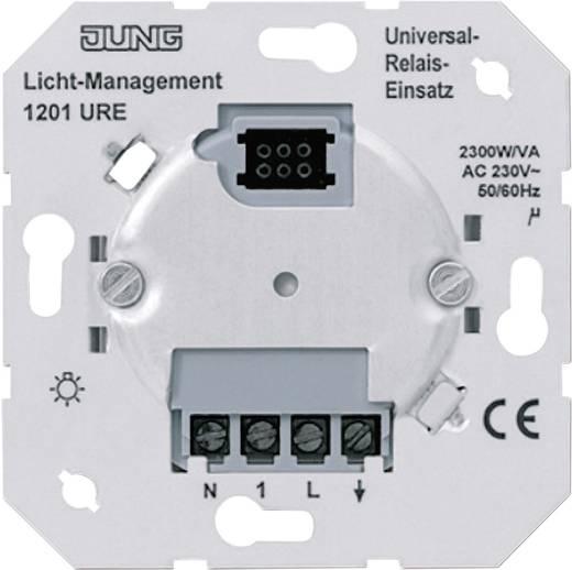 Jung Einsatz Dimmer, Relais-Schalt-Einsatz LS 990, AS 500, CD 500, LS design, LS plus, FD design, A 500, A plus, A creation, CD plus, SL 500 1201URE