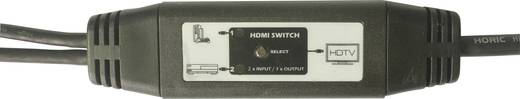 SpeaKa HDMI-Umschalterkabel 2-1, 2 m