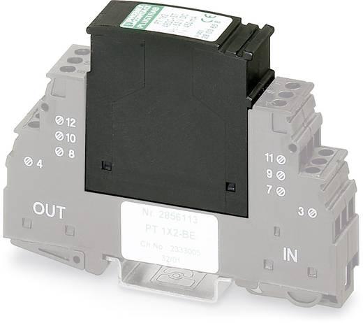 Überspannungsschutz-Ableiter steckbar 10er Set Überspannungsschutz für: Verteilerschrank Phoenix Contact PT 1X2-12DC-ST