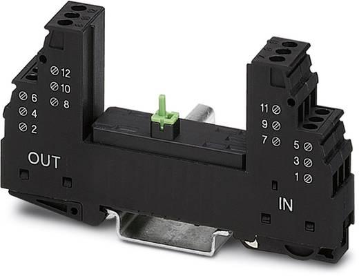 Überspannungsschutz-Sockel 10er Set Überspannungsschutz für: Verteilerschrank Phoenix Contact PT 2X2-BE 2839208