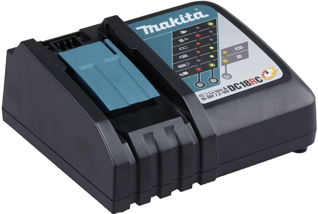 MAKTEC Ladegerät DC1851 MT für 14,4 /& 18 Volt Akkus