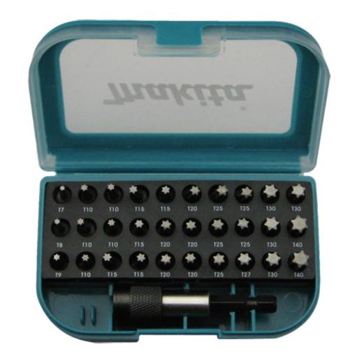 Bit-Set 31teilig Makita P-73352 Innen-TORX