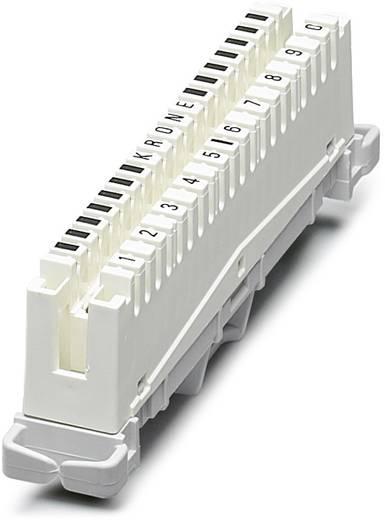Überspannungsschutz-Sockel 5er Set Überspannungsschutz für: Verteilerschrank, Netzwerk (LSA) Phoenix Contact CT 10-TL 27