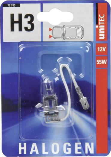 Halogen Leuchtmittel Unitec Standard H3 55 W