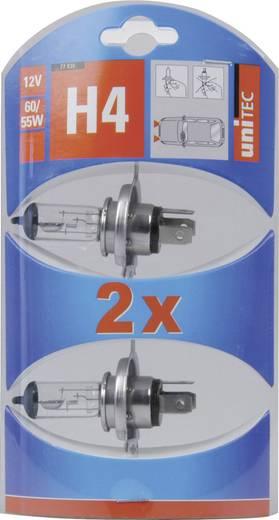 Halogen Leuchtmittel Unitec Standard H4 60/55 W