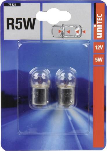 Signal Leuchtmittel Unitec Standard R5W 5 W