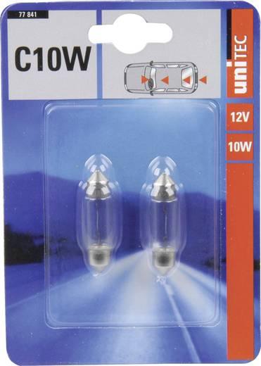 Soffitten Leuchtmittel Unitec Standard C10W 10 W