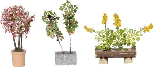 NOCH 14014 H0 Zierpflanzen