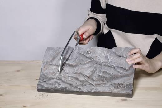 3D-Struktur-Felsplatte Steinbruch