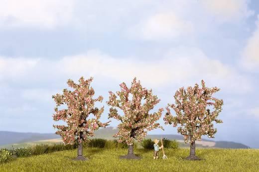 Baumpackung Obstbaum 80 bis 80 mm NOCH 25112 Rosa, Blühend 3 St.