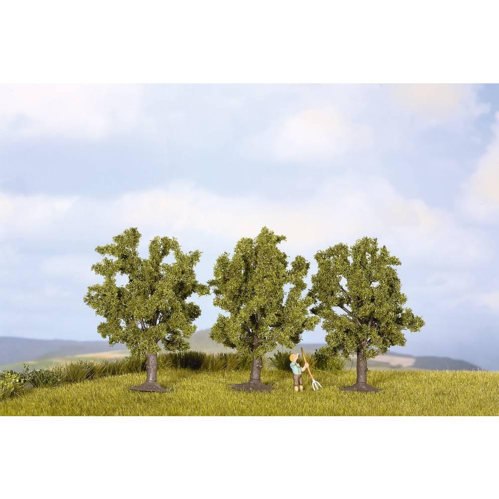 set d 39 arbres arbre fruitier noch 25510 45 45 mm vert 3 pc s. Black Bedroom Furniture Sets. Home Design Ideas