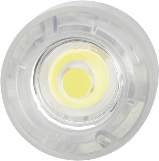 LED-Aufbauleuchte 3er Set 3 W Weiß Brilliant G94620/00 Myke Transparent