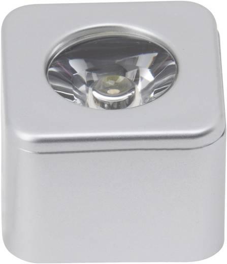 LED-Aufbauleuchte 3 W Brilliant G94621/21 Maren Silber
