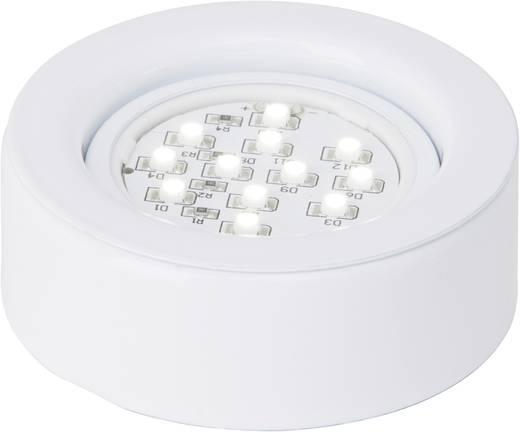 LED-Unterbauleuchte 3er Set 32.2 W Weiß Brilliant G94628/05 Fluenca Weiß