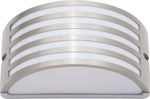 Außenwandleuchte Energiesparlampe, LED E27 60 W Brilliant Celica 96130/82 Edelstahl